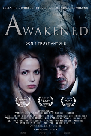 the awakened movie poster
